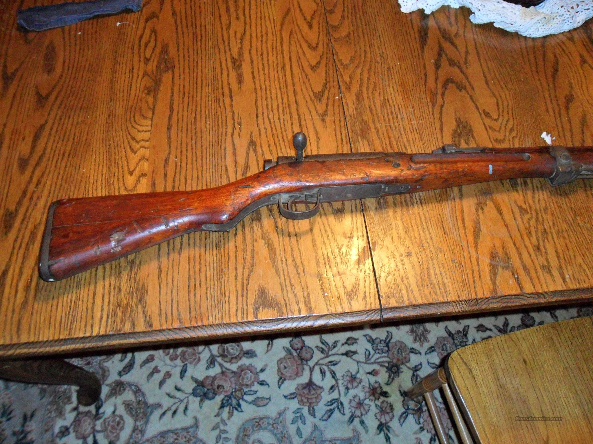 Japanese Arisaka   Guns > Rifles > Military Misc. Rifles Non-US > Other