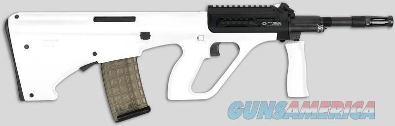 Steyr AUG M3 5.56 A1 Rifle (Arctic White)  Guns > Rifles > Steyr Rifles