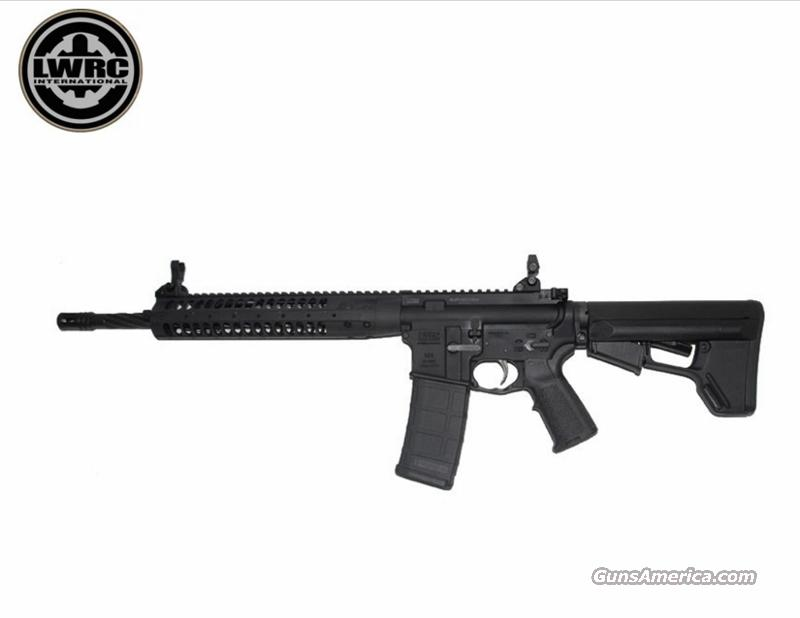 "LWRC International M6A2 SPR 16"" (BLK)  Guns > Rifles > AR-15 Rifles - Small Manufacturers > Complete Rifle"