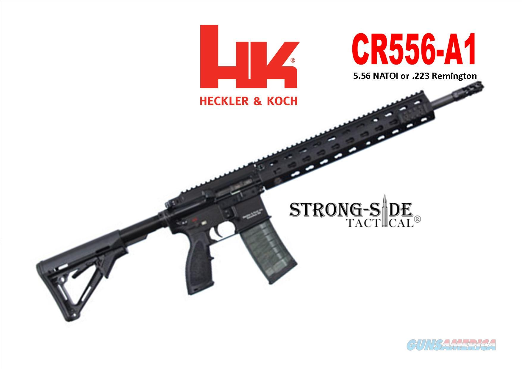 "SUMMER SALE!! HK USA CR556-A1 Competition 16.5"" 5.56mm / .223 (Ships for FREE, NO CREDIT CARD UPCHARGE)  Guns > Rifles > Heckler & Koch Rifles > Tactical"