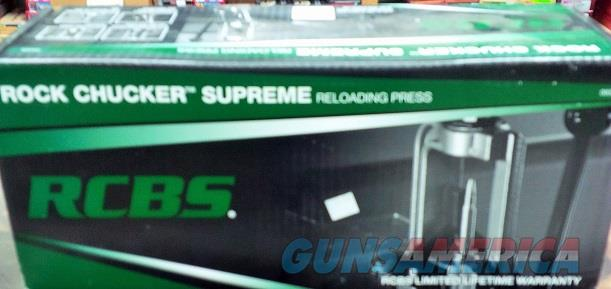 RCBS Rock Chucker Supreme Press  Non-Guns > Reloading > Equipment > Metallic > Presses