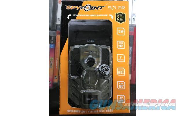 Spypoint Solar game camera   Non-Guns > Electronics