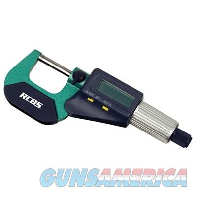 RCBS Electronic digital micrometer   Non-Guns > Reloading > Equipment > Metallic > Misc