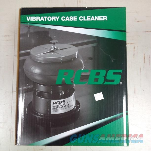 RCBS Vibratory Case Cleaner  Non-Guns > Reloading > Equipment > Metallic > Misc