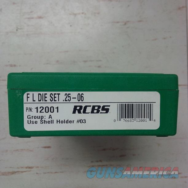 RCBS F L Die Set .25-06  Non-Guns > Reloading > Equipment > Metallic > Dies