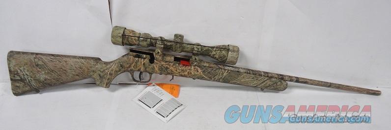 Savage 93R17XP Mossy Oak Brush Camo 17 HMR  Guns > Rifles > Savage Rifles > Standard Bolt Action > Sporting