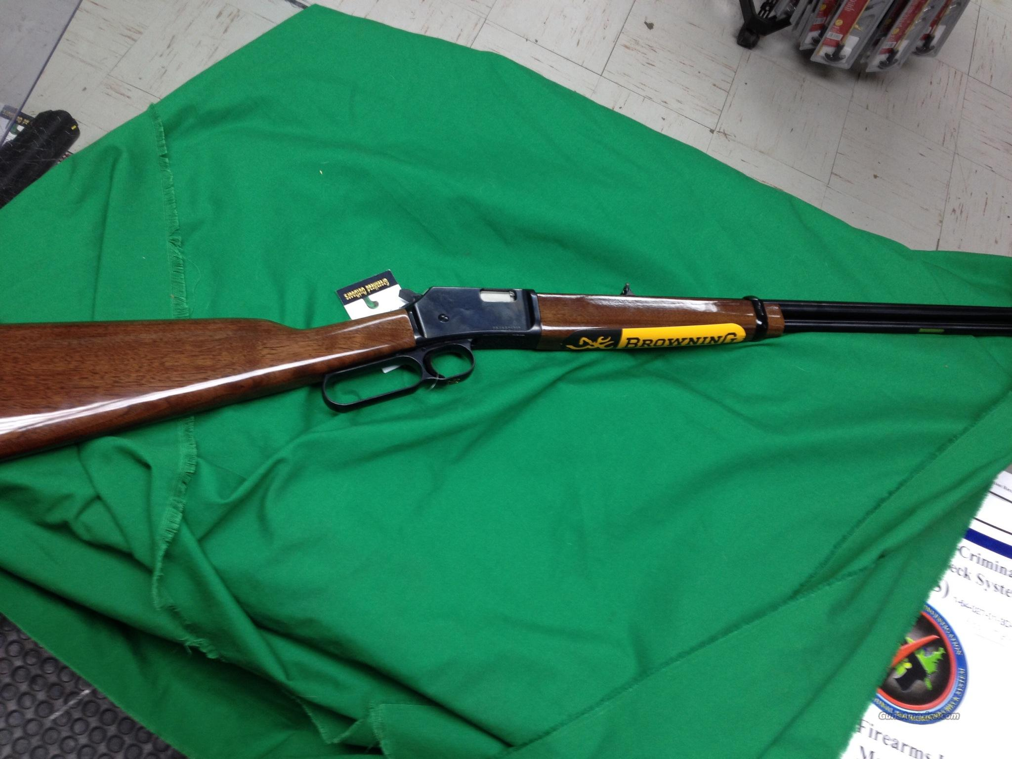Browning BL-22 lever action .22LR rifle  Guns > Rifles > Browning Rifles > Lever Action