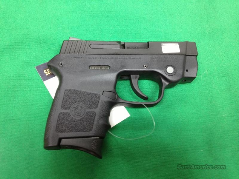 Smith & Wesson Bodyguard 380 w/ laser  Guns > Pistols > Smith & Wesson Pistols - Autos > Polymer Frame