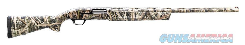"Browning Maxus 12 Gauge 28"" 3.5"" Mossy Oak Shadow Grass Blades  Guns > Shotguns > Browning Shotguns > Autoloaders > Hunting"