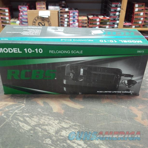 RCBS Model 10-10 Reloading Scale  Non-Guns > Reloading > Equipment > Metallic > Misc