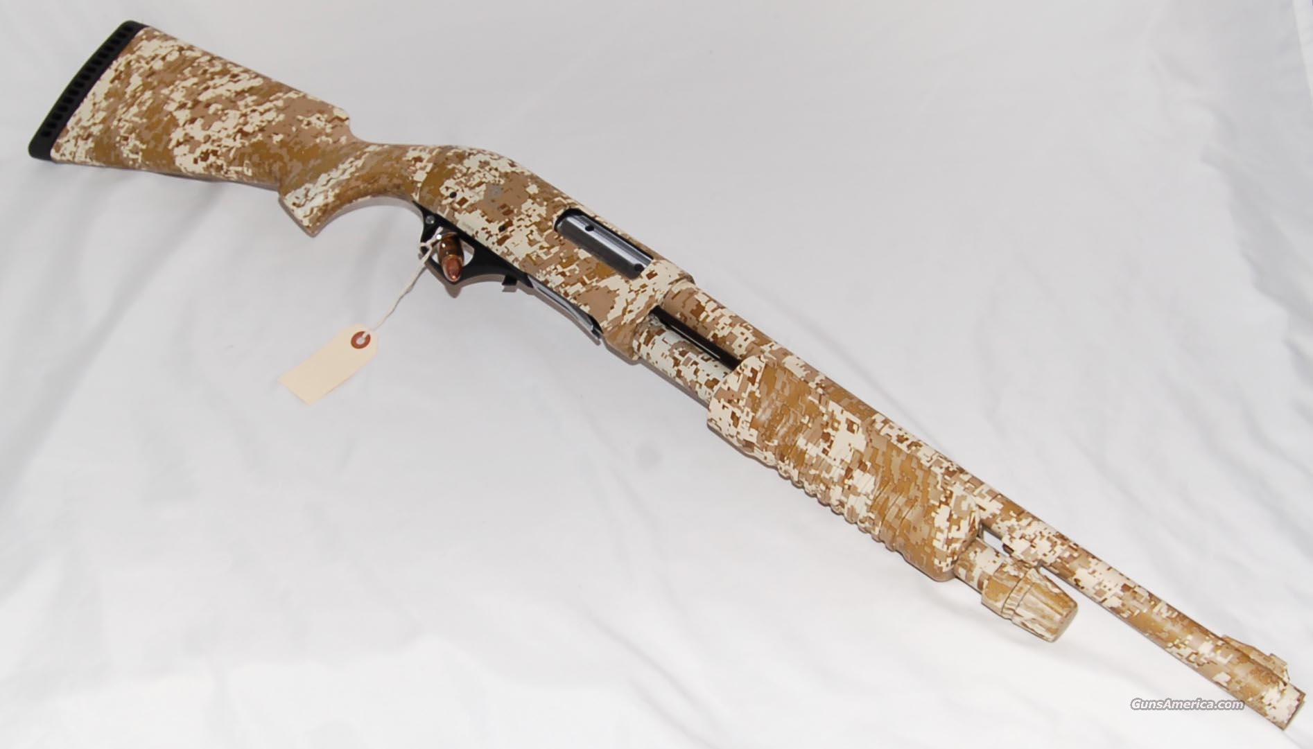 ATI Grand Vazir 12g 5shot Pump Action  Guns > Shotguns > A Misc Shotguns