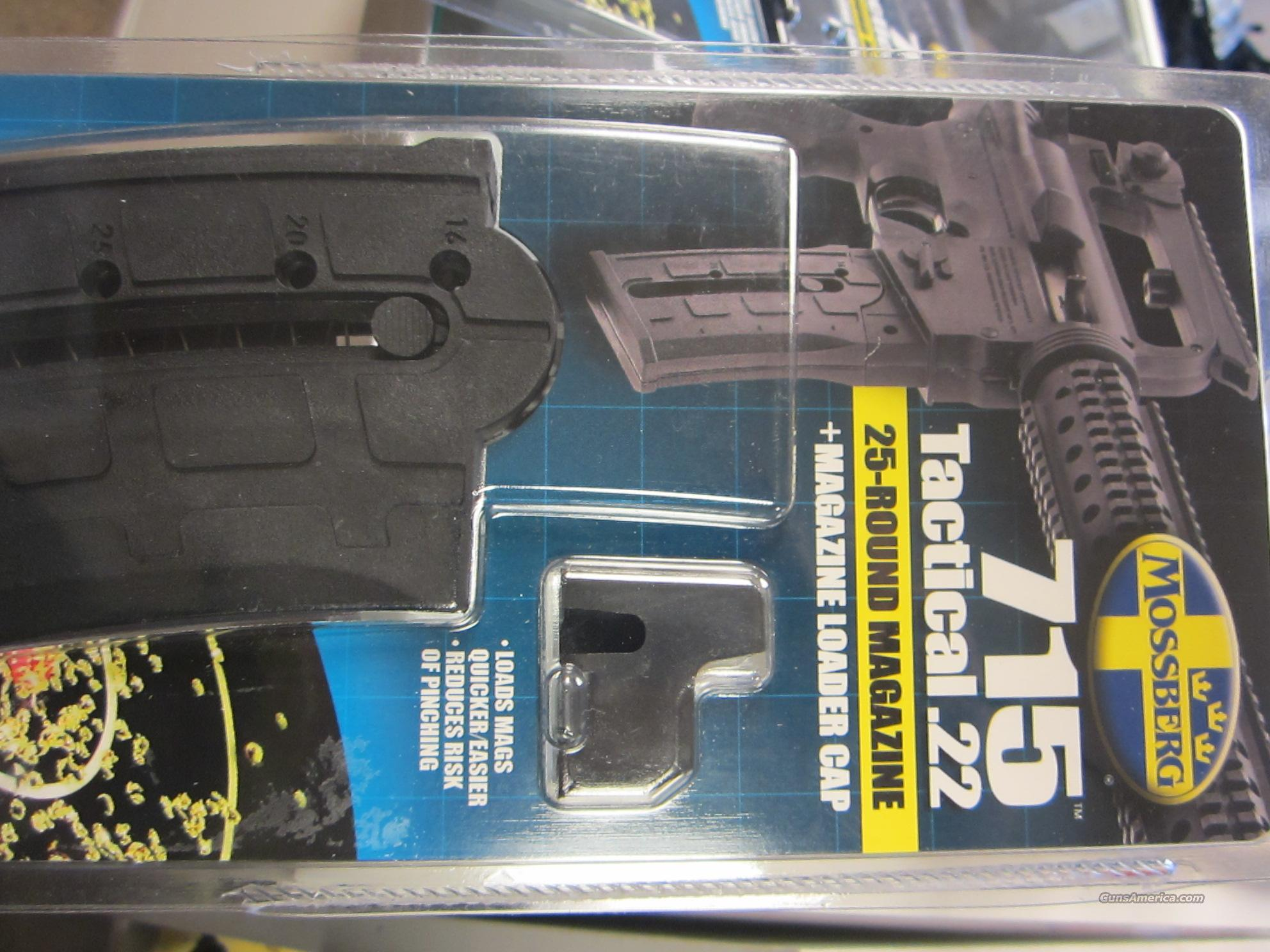 Mossberg 715T 25 Round Magazine-Free Shipping  Non-Guns > Magazines & Clips > Rifle Magazines > Other