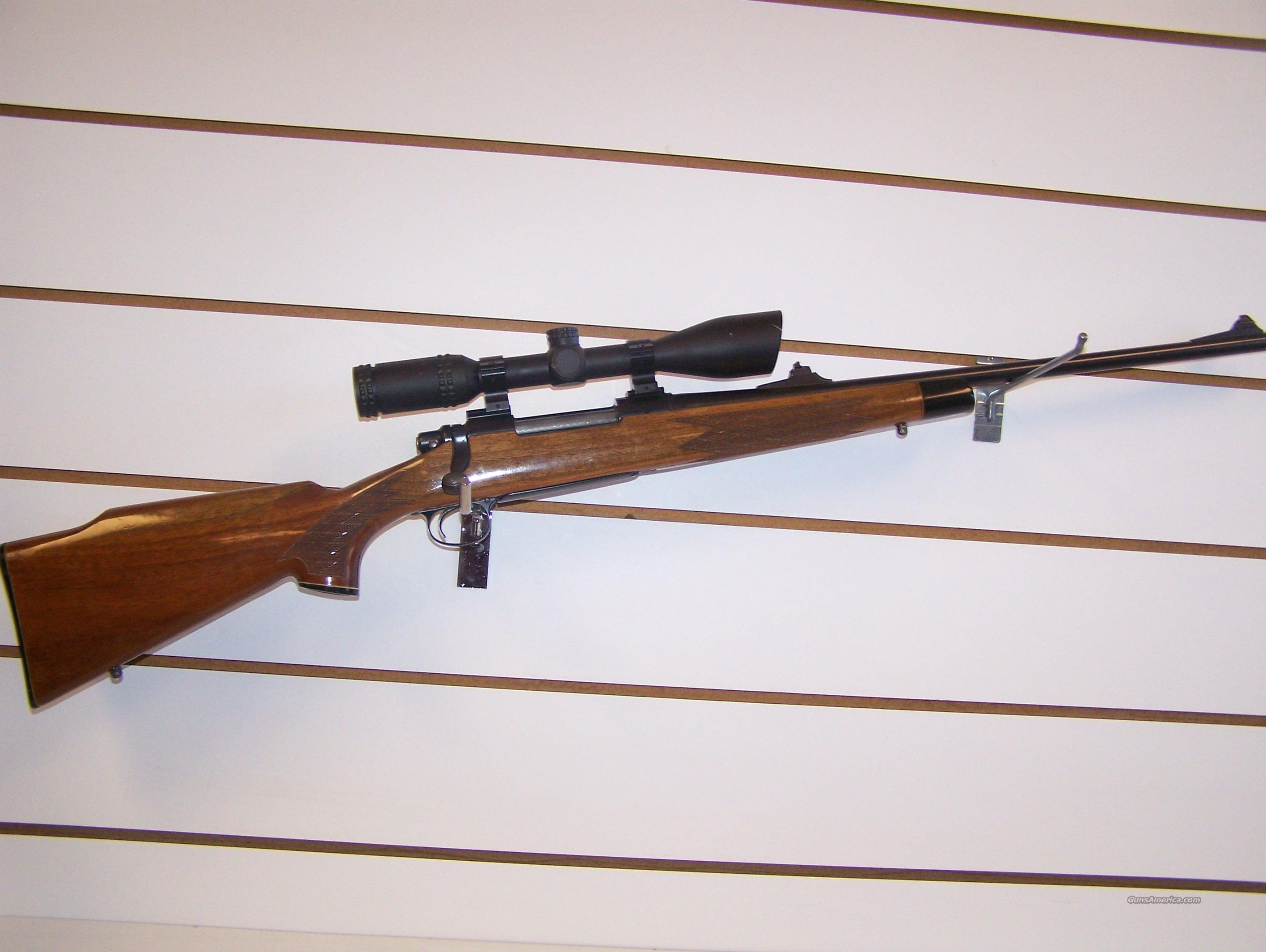 Remington 700 BDL .270 with FM 2.5-10x44 Scope  Guns > Rifles > Remington Rifles - Modern > Model 700 > Sporting