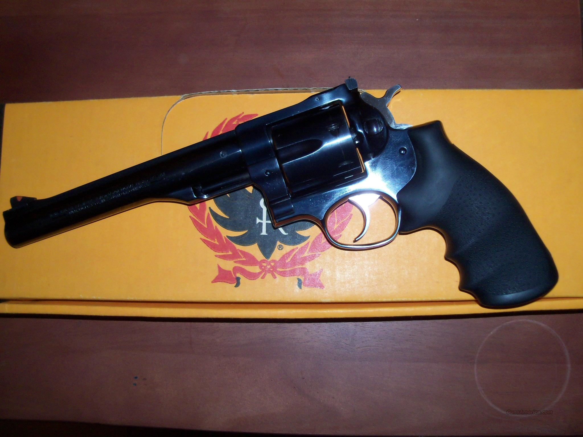 Ruger Redhawk 44 magnum, 71/2 barrell  Guns > Pistols > Ruger Double Action Revolver > Redhawk Type