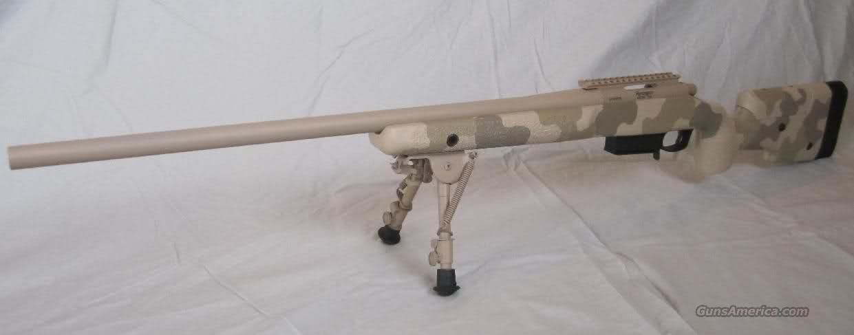 Remington 700 Desert Viper M700 .308 McMillan Badger  Guns > Rifles > Remington Rifles - Modern > Model 700 > Tactical