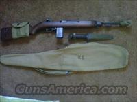 1943 Winchester USGI  M1 Carbine  Guns > Rifles > Winchester Rifles - Modern Bolt/Auto/Single > Autoloaders