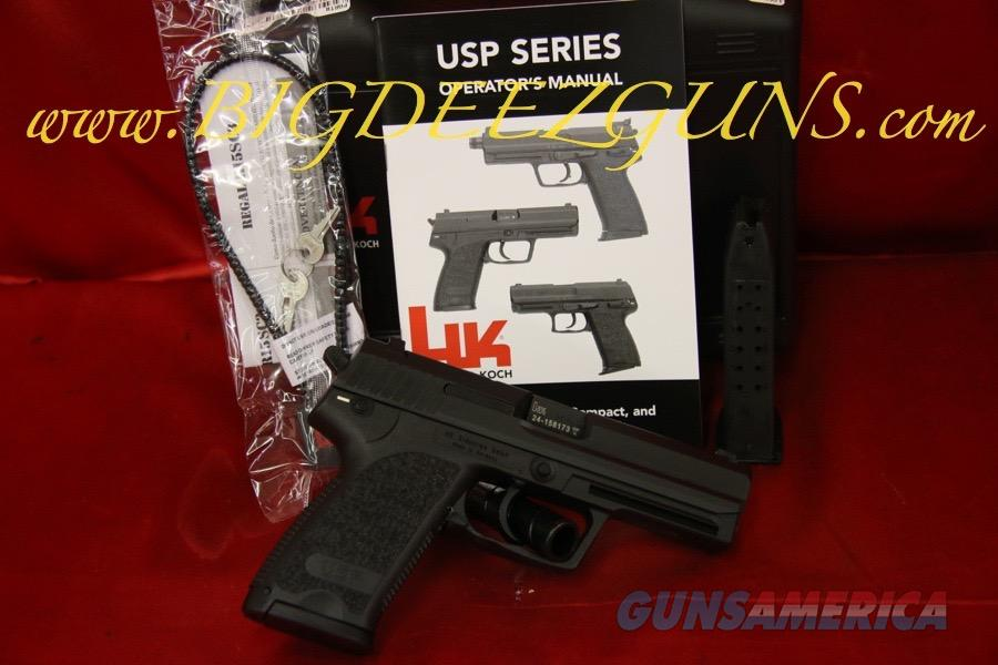 Heckler & Koch HK USP9 USP V1 SAFETY DECOCKING LEVER 9MM 15 ROUND USP M709001-A5  Guns > Pistols > Heckler & Koch Pistols > Polymer Frame