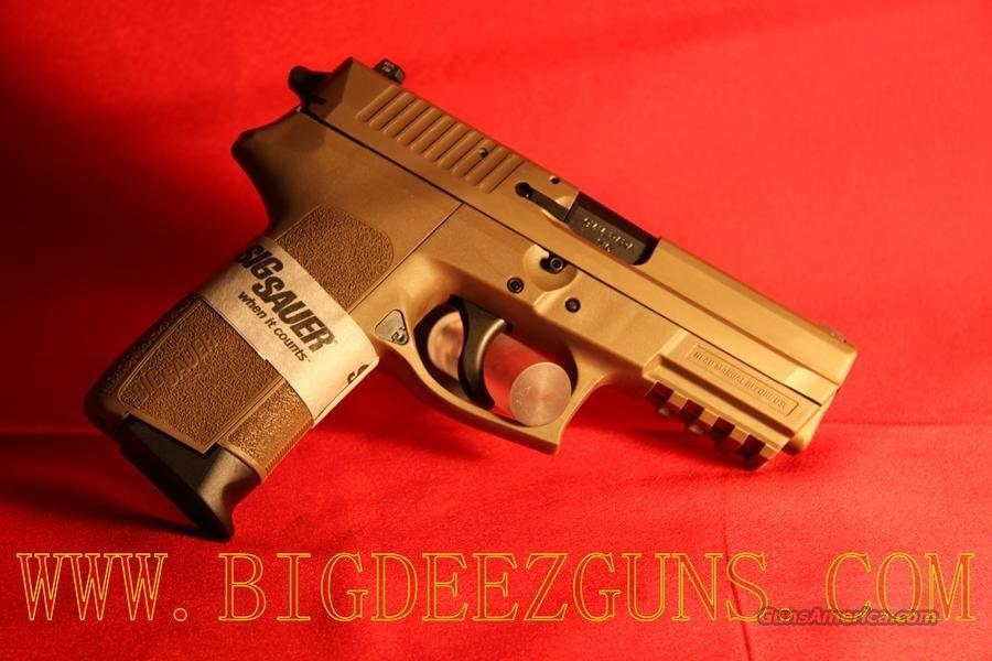 Sig Sauer SIG PRO SP2022 9MM FDE FINISH HOLSTER NIGHT SIGHT E2022-9-FDE  Guns > Pistols > Sig - Sauer/Sigarms Pistols > 2022