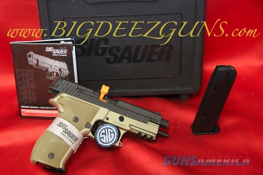 Sig Sauer P226 COMBAT 9MM E26R-9-CBT MILITARY STANDARDS EXCEEDED  Guns > Pistols > Sig - Sauer/Sigarms Pistols > P226