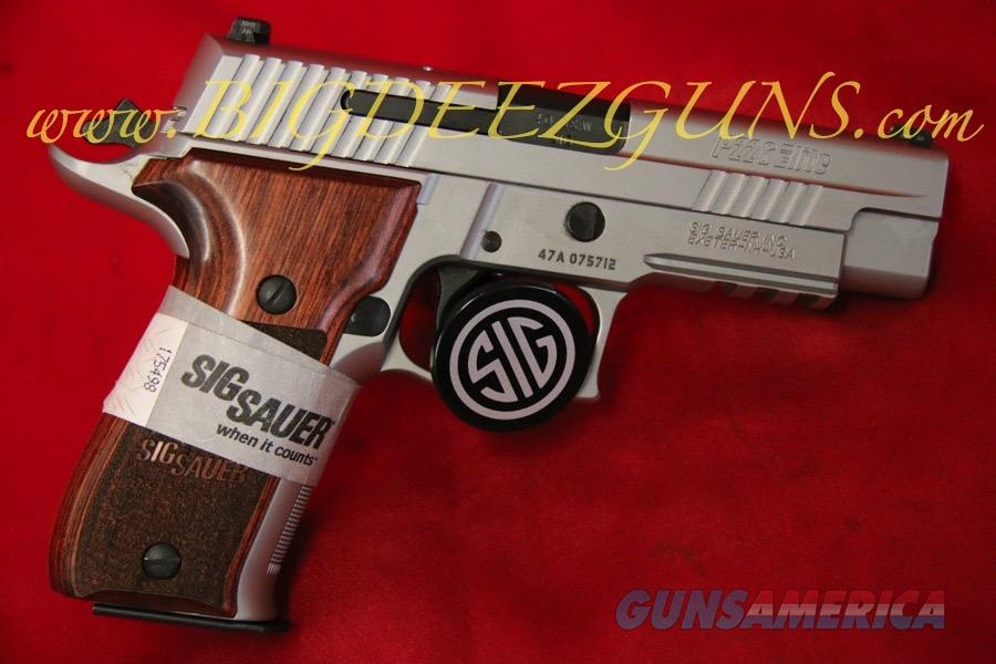 Sig Sauer P226 STAINLESS ELITE .40S&W E26R-40-SSE ROSEWOOD GRIP SRT TRIGGER BEAVERTAIL FRAME  Guns > Pistols > Sig - Sauer/Sigarms Pistols > P226