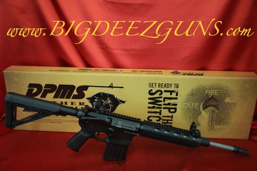 DPMS G2 RECON 308 / 7.62 NATO RFLR-G2REC Magpul  Guns > Rifles > DPMS - Panther Arms > Complete Rifle