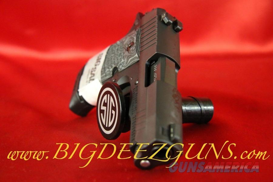 Sig Sauer P238 EXTREME 238-380-XTM-BLKGRY .380ACP 1911 G10 GRIPS 7 ROUND  Guns > Pistols > Sig - Sauer/Sigarms Pistols > P238