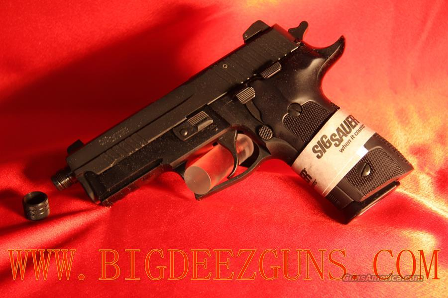 Sig Sauer P229 ELITE DARK THREADED BARREL SRT Trigger 15 ROUND CAPACITY 9MM 2 Magazines E29R-9-DSE-TB  Guns > Pistols > Sig - Sauer/Sigarms Pistols > P229