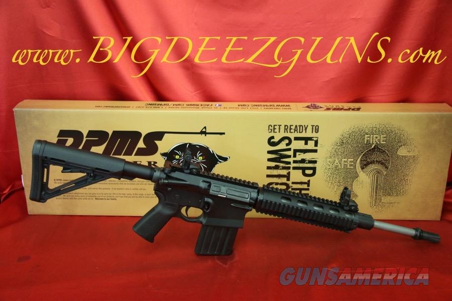 DPMS G2 RECON 308 WIN 7.62 NATO AR-10 RFLR-G2REC GII LIGHTWEIGHT 20 ROUND  Guns > Rifles > DPMS - Panther Arms > Complete Rifle