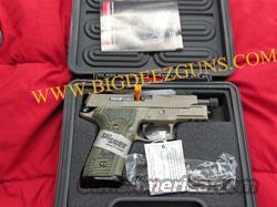 Sig Sauer P 229 SCORPION THREADED BARREL SRT Trigger 15 + 1 9 MM 2 Magazines E29R-9-SCPN-TB  Guns > Pistols > Sig - Sauer/Sigarms Pistols > P229