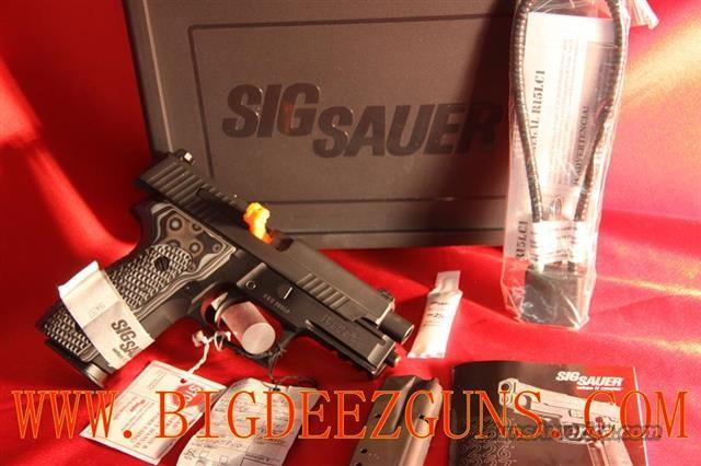 Sig Sauer P229 9mm EXTREME Short Reset Trigger E29R-9-XTM-BLKGRY  Guns > Pistols > Sig - Sauer/Sigarms Pistols > P229