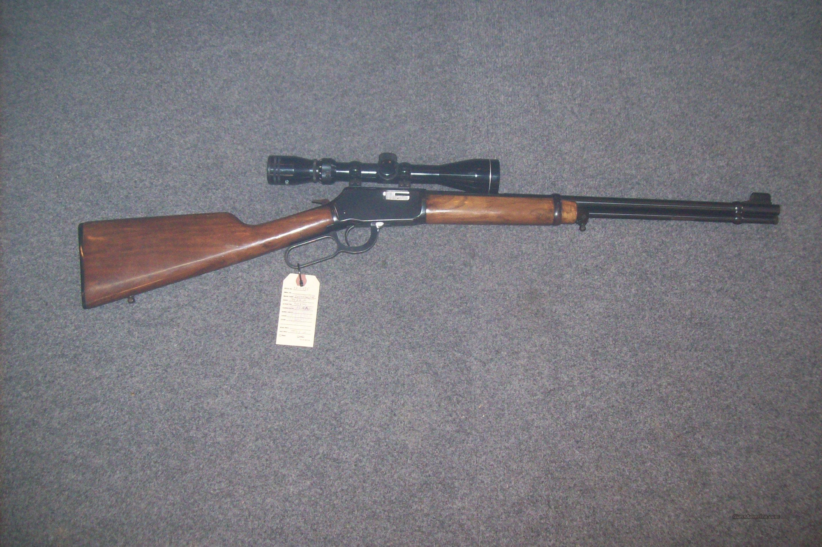 Winchester 9422M Lever Action .22 Magnum  Guns > Rifles > Winchester Rifles - Modern Lever > Model 94 > Post-64