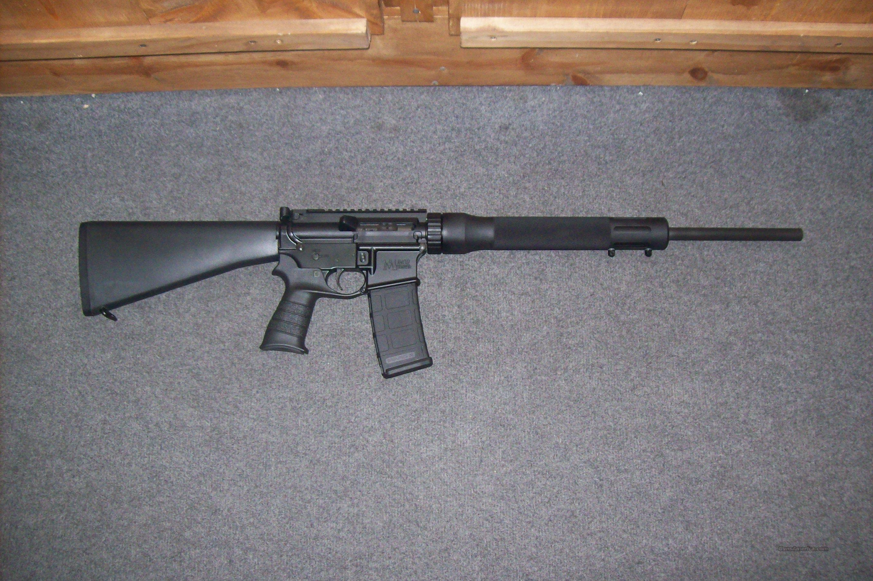 Mossberg MMR Hunting AR 15 .223 5.56 NATO Rifle  Guns > Rifles > Tactical Rifles Misc.