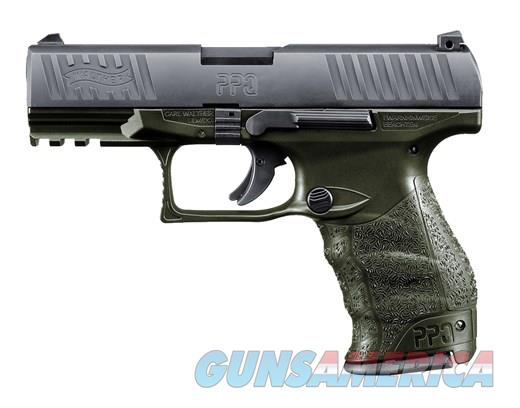 Walther PPQM2 OD Green 9mm FREE 90 DAY LAYAWAY or FREE SHIPPING 2819252 723364210907  Guns > Pistols > Walther Pistols > Post WWII > P99/PPQ