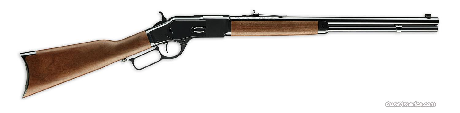 Winchester 1873 Model 73 Short Rifle 357 / 38  Guns > Rifles > Winchester Rifles - Modern Lever > Other Lever > Post-64
