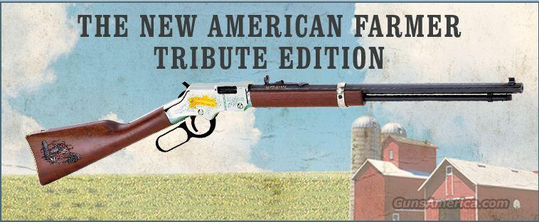 Henry Repeating Arms 22lr Golden Boy American Farmer Tribute Edition FREE LAYAWAY HNH004AF  Guns > Rifles > Henry Rifle Company