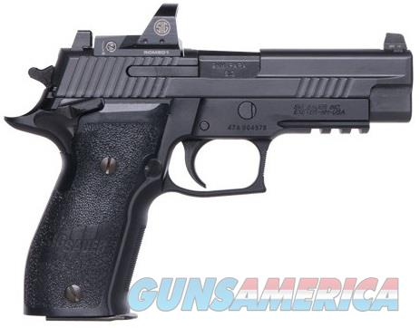 Ez Credit Auto Sales >> Sig Sauer P226 SAO RX Elite 9mm w/ Romeo 1 FREE... for sale