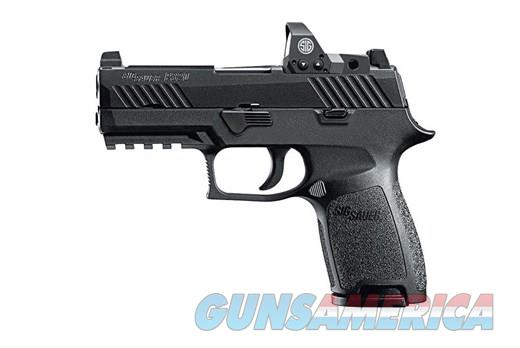 Sig Sauer P320 Comact w/ Romeo1 9mm FREE 90 DAY LAYAWAY or FREE SHIPPING 320C-9-BSS-RX 798681558186 P 320 320C  Guns > Pistols > Sig - Sauer/Sigarms Pistols > P320