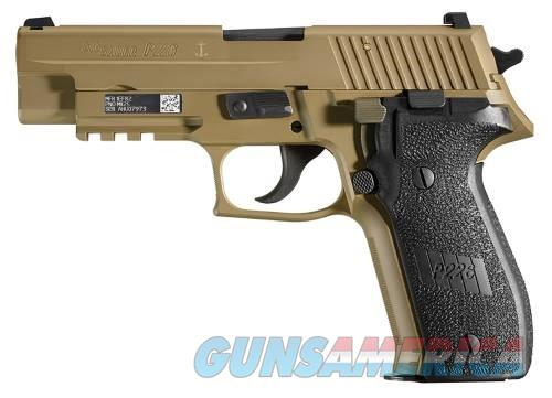 Sig Sauer MK25 FDE 9mm FREE 120 DAY LAYAWAY & FREE SHIPPING MK-25-D 798681472017  Guns > Pistols > Sig - Sauer/Sigarms Pistols > P226