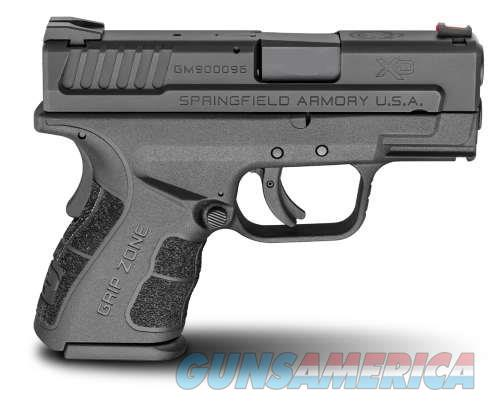 Springfield XD Mod.2 40S&W Sub Compact FREE 60 DAY LAYAWAY XDG9802HCSP  Guns > Pistols > Springfield Armory Pistols > XD (eXtreme Duty)