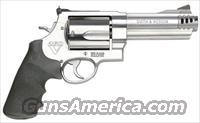 "Smith & Wesson 460V 5"" 460 FREE LAYAWAY  Guns > Pistols > Smith & Wesson Revolvers > Full Frame Revolver"