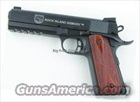 Rock Island Armory 2011 45ACP Armscor 1911 Night Sights FREE LAYAWAY  Guns > Pistols > Armscor Pistols