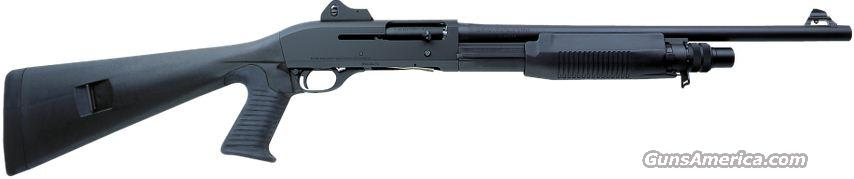 Benelli M3 Convertible Auto/Pump 12ga Tactical Pistol Grip Ghost Ring Sights FREE LAYAWAY 11606  Guns > Shotguns > Benelli Shotguns > Tactical