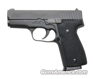Kahr K9 9mm Black Ion  Guns > Pistols > Kahr Pistols