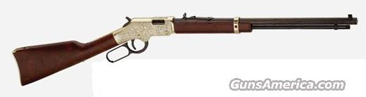 HENRY REPEATING ARMS BIG BOY DELUXE II 357 MAGNUM 38 SPECIAL  Guns > Rifles > Henry Rifle Company