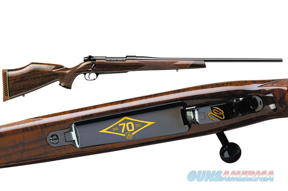 Weatherby Mark V 257 Wby 70th Anniversary Rifle #35 of 70 FREE 90 DAY LAYAWAY M70257WR4O  Guns > Rifles > Weatherby Rifles > Sporting