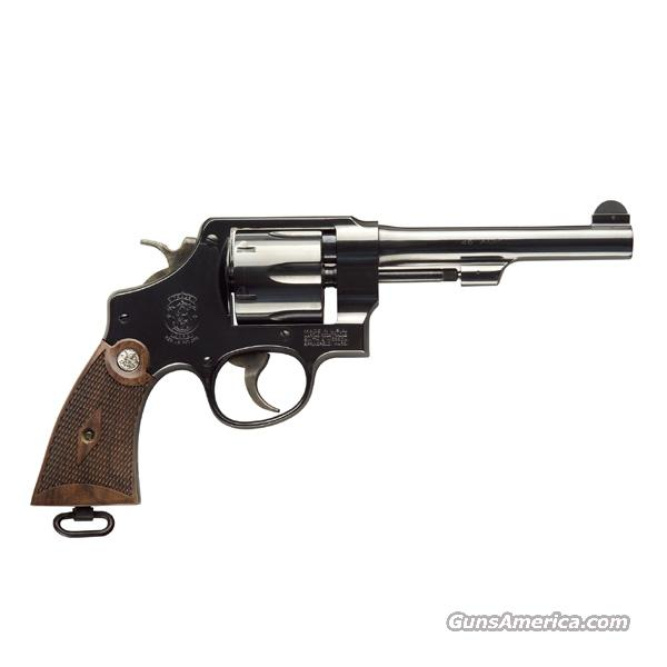 Smith & Wesson Model 22  NIB 45ACP 1917  Guns > Pistols > Smith & Wesson Revolvers > Full Frame Revolver