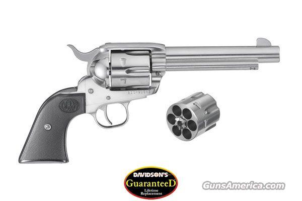 Ruger Vaquero Stainless 45lc 45acp Convertiable  Guns > Pistols > Ruger Single Action Revolvers > Cowboy Action