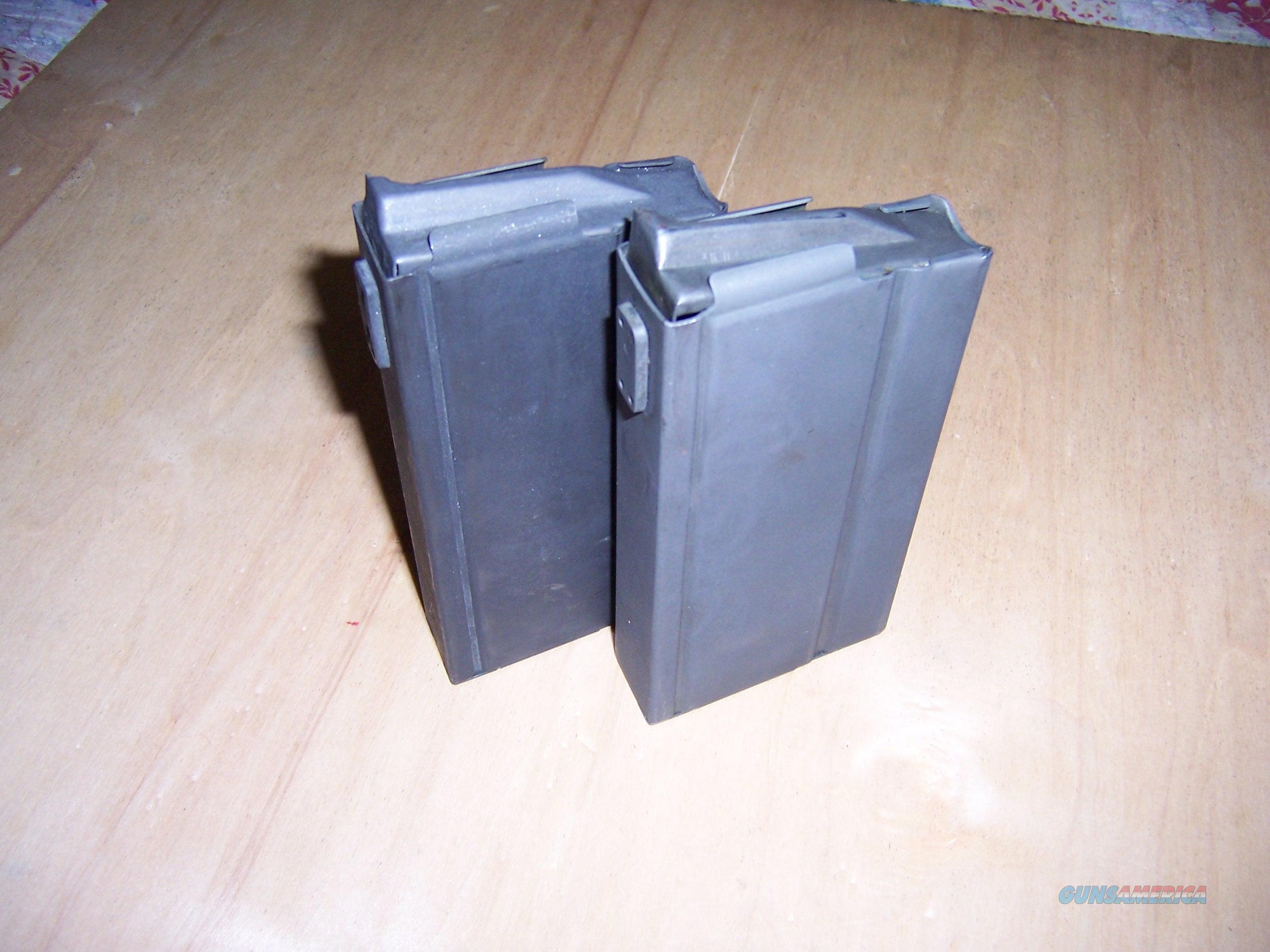 M14/M1A CHECKMATE (2) 20 RD MAGAZINES  Non-Guns > Magazines & Clips > Rifle Magazines > M-14/M1A