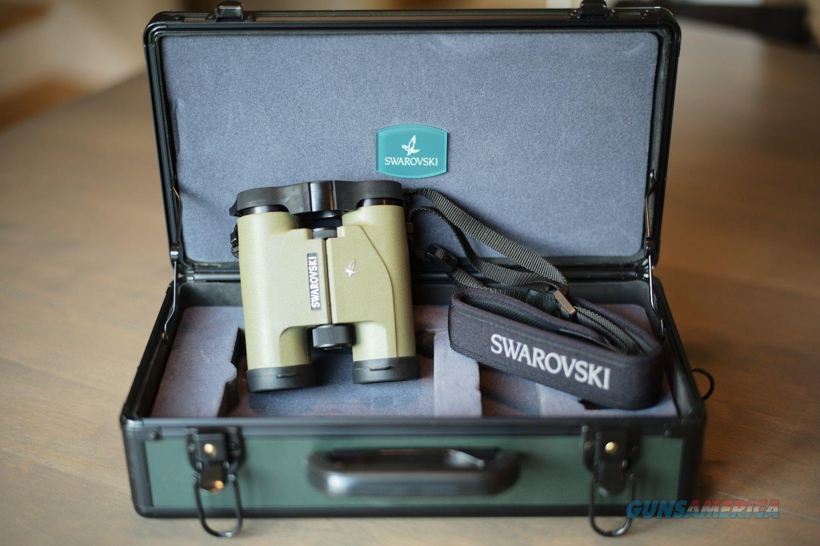 Swarovski SLC 8x30 Habicht Binoculars - Excellent Condition - CASE + EXTRAS  Non-Guns > Scopes/Mounts/Rings & Optics > Non-Scope Optics > Binoculars