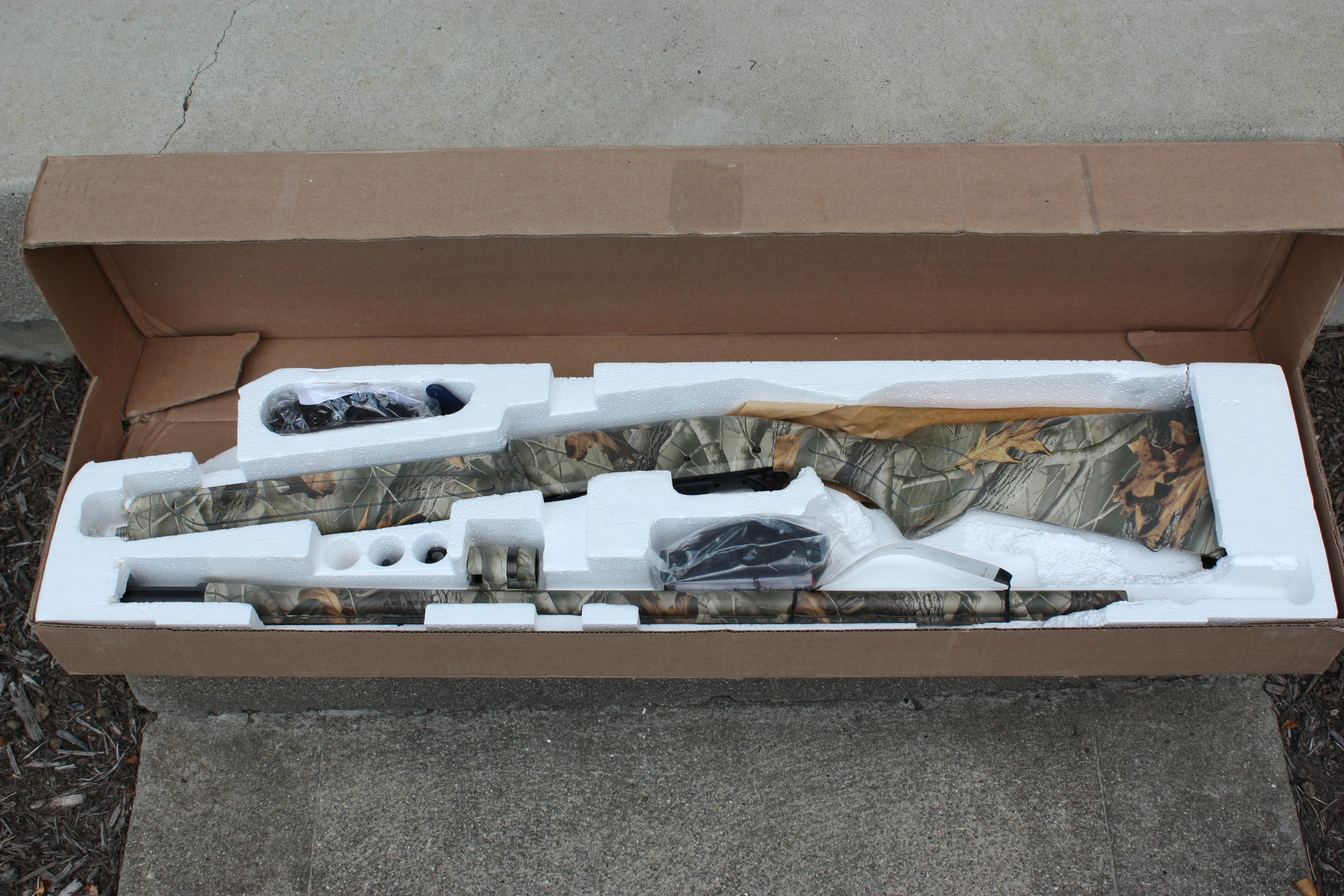 Remington 11-87 Sportsman 20G Camo-LNIB  Guns > Shotguns > Remington Shotguns  > Autoloaders > Hunting